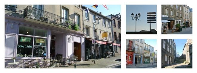 Photos granville haute ville - rue juifs